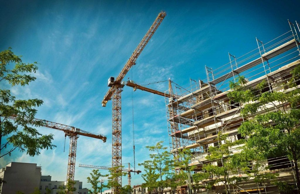 Construction market research and feasibility study for a real estate development project